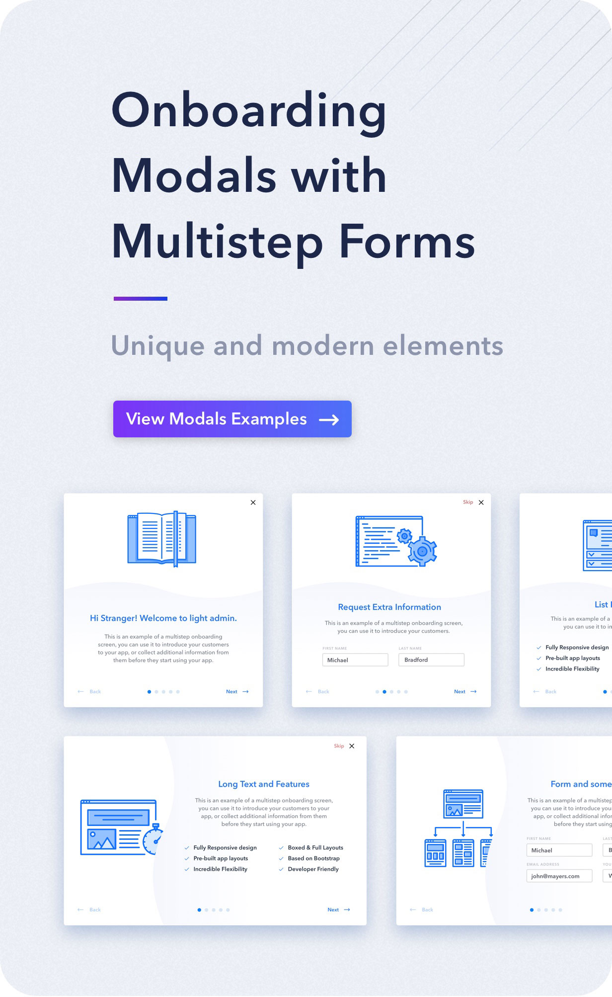 Light Admin - Clean Bootstrap 4 Dashboard HTML Template with Crypto - 4
