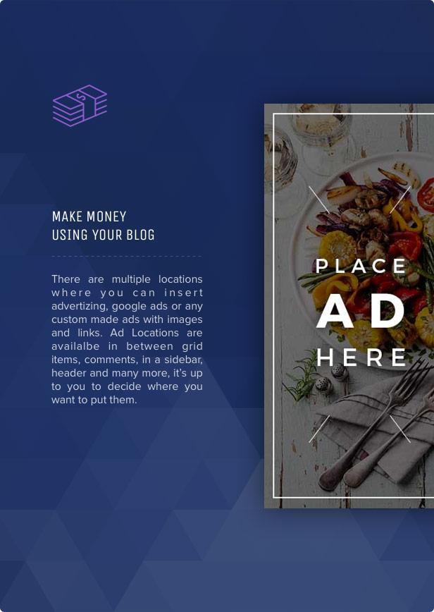Sun - Grid News Blog con tema de enlaces de afiliados para WordPress - 2